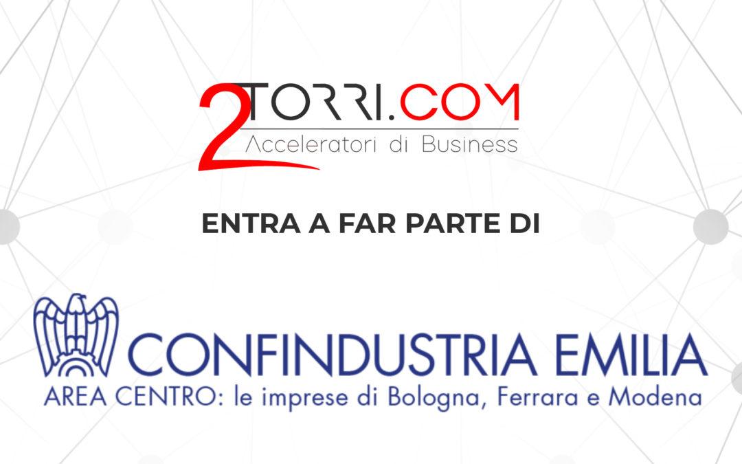 2-TORRI.com entra in Confindustria e presenta BOTagency.it a FARETE 2018