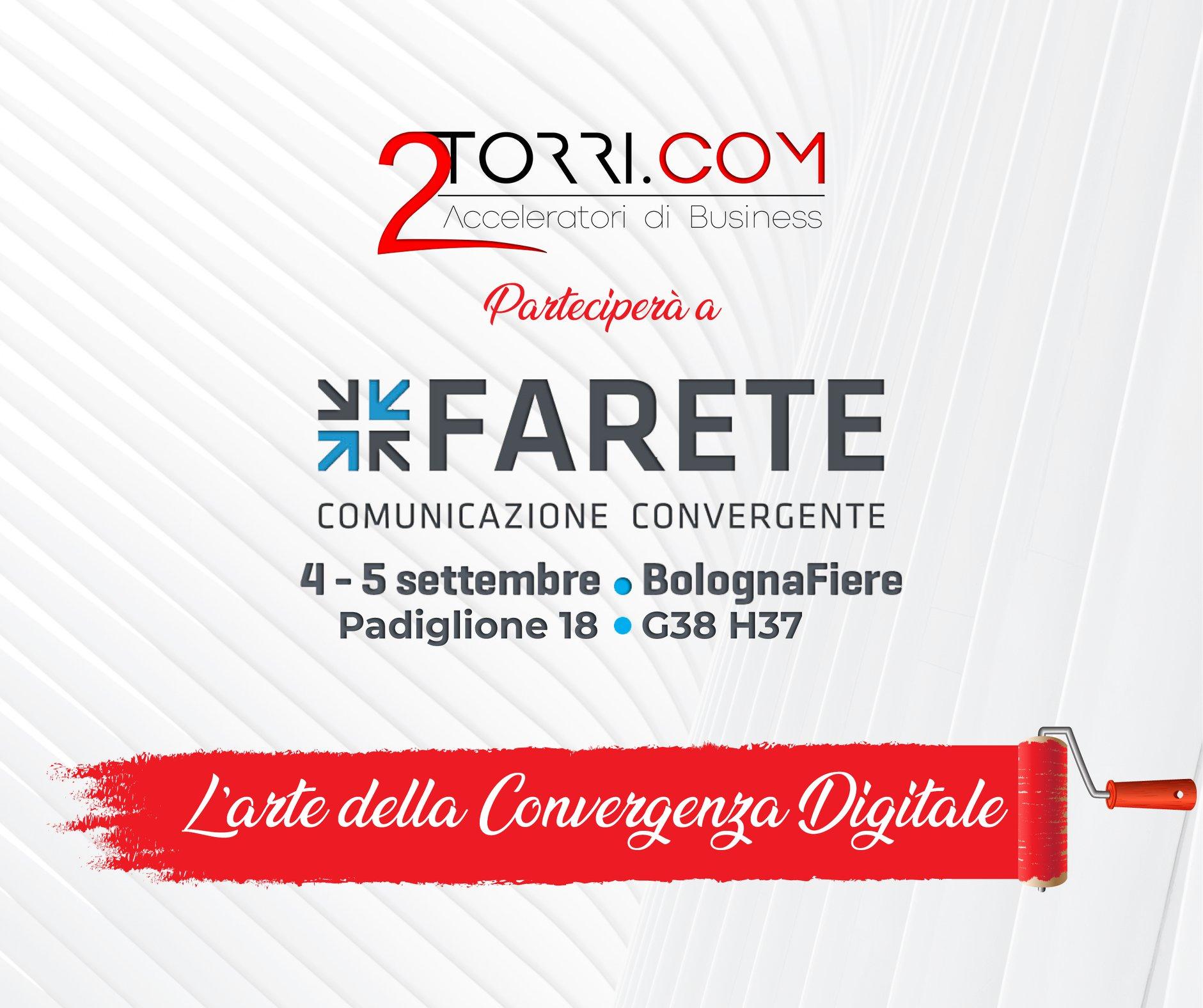 2-TORRI.com a FARETE 2019