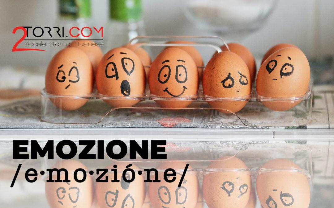 Emozione /e·mo·zió·ne/
